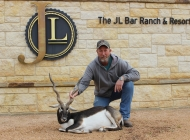 Alan Larson Blackbuck